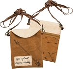 Crossbody Bag - Go Your Own Way