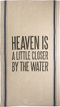 Beach Towel - Heaven Is A Little Closer