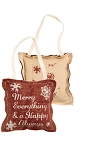 Mini Pillow Gift Card Holder - Merry Everything