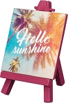 Mini Easel - Hello Sunshine