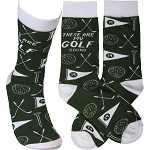 Socks - These Are My Golf Socks