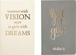 Lg Notebook Set - Women With Vision
