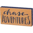 Block Magnet - Chase Adventures