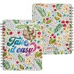 Spiral Notebook - Take It Easy