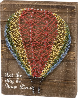 String Art - Let The Sky Be The Limit