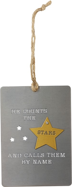 Ornament - He Counts The Stars
